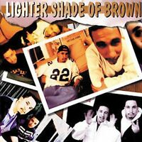 Lighter Shade Of Bro - Lighter Shade Of Brown [new Cd] on Sale
