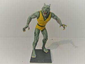 Eaglemoss-Man-Lobo-Marvel-Clasico-Figura-Coleccion-Aprox-9-CM-Nuevo-Ovp-L