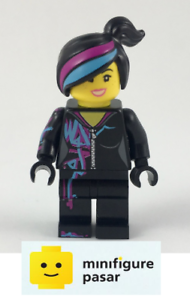 tlm103 Lego The Lego Movie 70833 70820 - Lucy Wyldstyle Minifigure - New