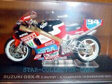 SUZUKI GSX-R GSXR 2001 1/24 GUYOT-SCARNATO-DUSSAUGE #94