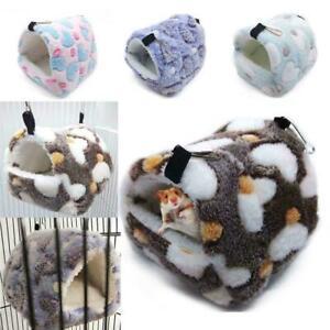 Hammock-Nest-Ferret-Rabbit-Guinea-Pig-Rat-Hamster-Mice-Cute-Bed-Toy-Warm-House