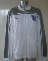 Umbro England Tracksuit Jacket / Media Jacket Men's Size Small