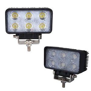 5inch 18W LED Car Work Light Bar Offroad Spot/flood light Fog Driving Lamp 1PC