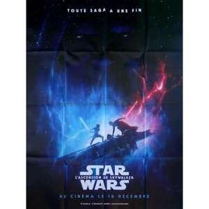 STAR-WARS-L-039-ASCENSION-DE-SKYWALKER-9-IX-Affiche-de-film-Duel-style-120x160