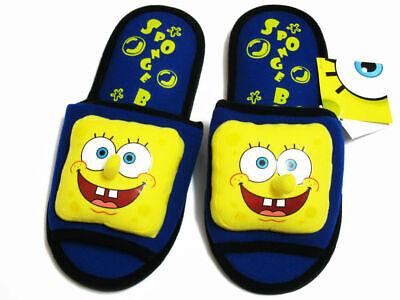 Spongebob Squarepants Costume Plush Doll Soft Toys Fancy Shoes indoor Slippers