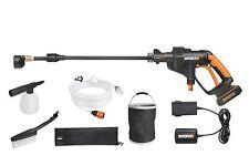 WORX WG629E.1 Hydroshot 18V (20V MAX) 2.0Ah Cordless Pressure Cleaner Kit