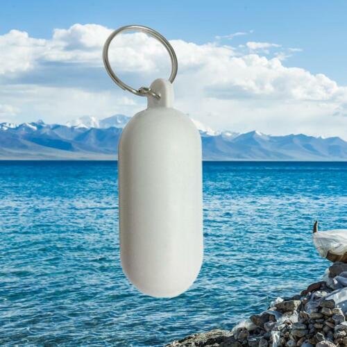 Floating Keyring Fender Buoyant Key Ring Marine Sailing Boat Float Keychain
