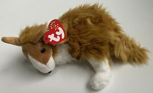 NEW 2000 TY Beanie Babies Cassie Collie Dog MINT with MINT TAG