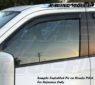 Vent Shade Window Visors Chevrolet Chevy Monte Carlo 00-03 04 05 06 LS SS 2pcs