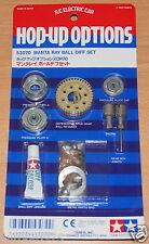 Tamiya 53070 Manta Ray Ball Diff Set (TA01/TA02/M01/M02/M03/M04/TL01/DF01), NIP