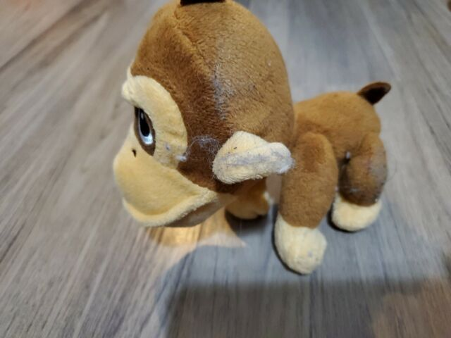 World of Nintendo Mario Bros U Baby Donkey Kong Plush 6 ...