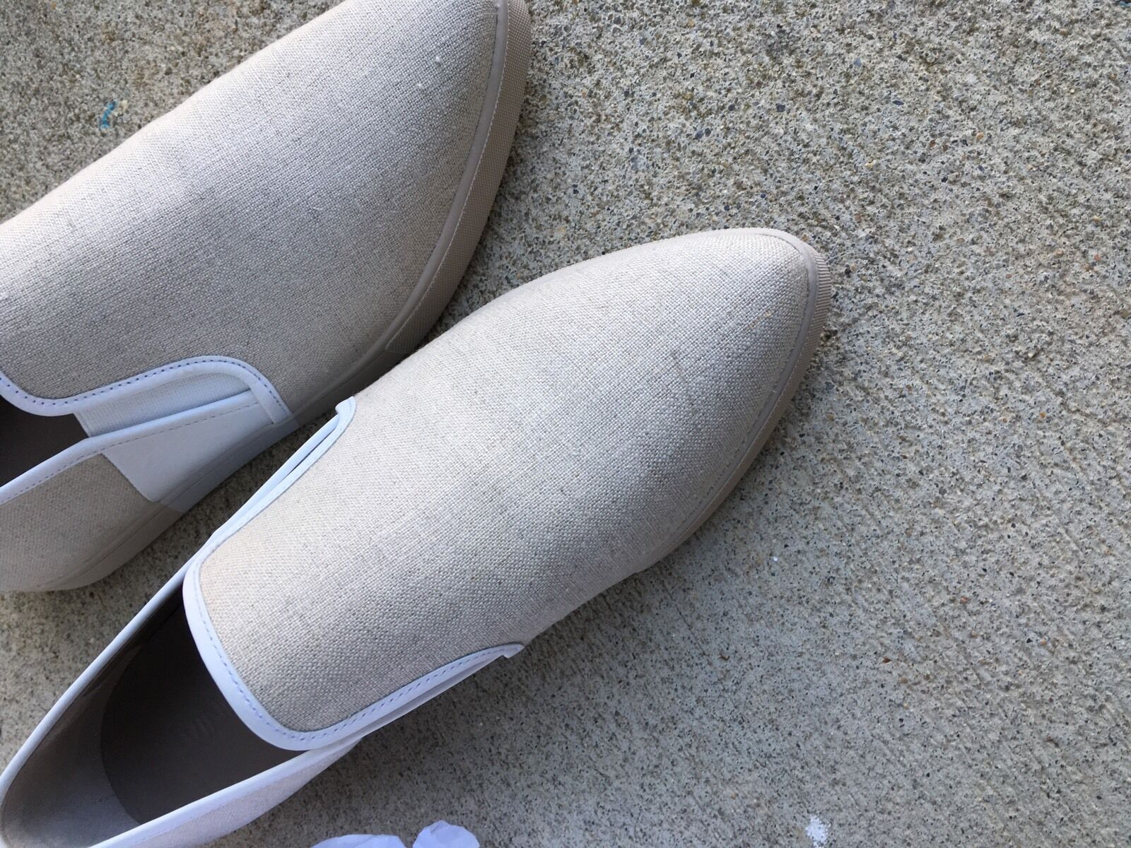 NIB VINCE Phaelyn Pointed Toe Slip On Sneakers, Size 9M  225
