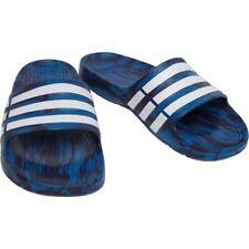 af72468edb96 Adidas Duramo Sliders NEW Size 10 11 12 13 Flip Flops Mens Sandals Shower  Shoes
