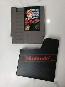 Nintendo-NES-Super-Mario-Bros-Video-Game-Cartridge-TESTED-Working-Authentic