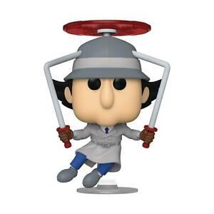 Inspector Gadget Flying Pop Vinyl Figure Funko Animation #893 Loose New Vaulted