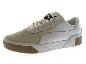 Puma Cali Exotic Wn's Damen Sneaker Slipper Freizeitschuhe Plateau Gr 39 Leder