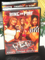 Women Extreme Wrestling - Ring On Fire (dvd) Francine, Team T&a, Booty Bangin,