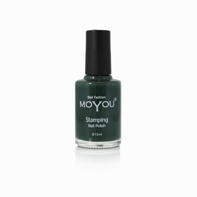 Moyou Smalto Per Stamping Forest Green 12ml