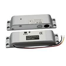 NSEE 12/24V 800KG/1800LB Electric Drop Bolt Lock Door State Detection Fail Safe