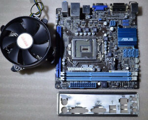 Drivers: Asus P8H61-I LX Motherboard