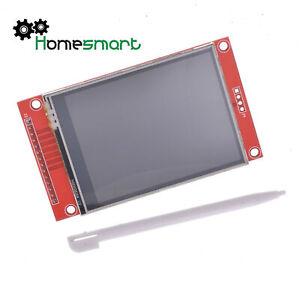 """2.8"""" TFT LCD Display Touch Panel SPI Serial ili9341 5v/3.3v stm32 AHS"""