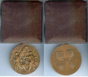 Medaille-de-table-Andre-BORD-secretaire-d-039-etat-aux-anciens-combattants-d-68-5m