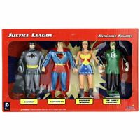 Nj Croce Justice League Action Figure Box Set , New, Free Shipping