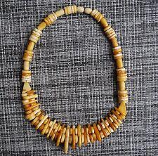 Butterscotch Natural Baltic Amber Necklace Huge Gorgeous Unique design
