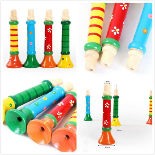 Wooden Toy Baby Kid Children Intellectual Developmental Educational Cute BICA