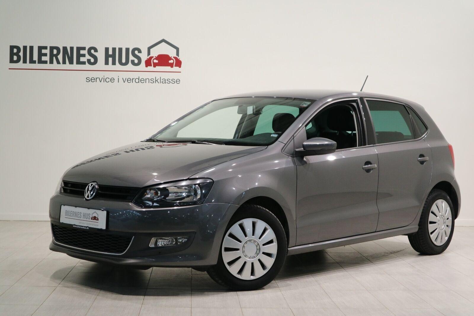 VW Polo 1,2 70 Comfortline BMT