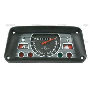 Ford-Tractor-Instrument-Gauge-Cluster-3400-3500-3550-4400-4500-Backhoe-Loader