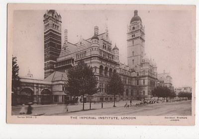 The Imperial Institute London Vintage RP Postcard 430a