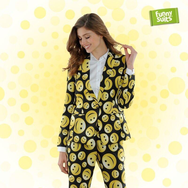 Toison aime les Jeux olympiques, olympiques, olympiques, la phrase d'or envoie un cadeau Smileyanzug Femmes Funnysuits Preppy Heureux 2-teiliger Costume de Luxe Eu e2d5aa