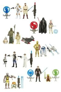Star-Wars-Figura-De-Accion-10-cm-2-Paquetes-Darth-Vader-Han-Solamente-Yoda-y