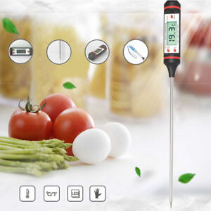 Kitchen Craft Stainless Steel Cooking Thermometer Jam Sugar Oil