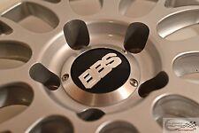 BBS Motorsport Wheel Center Cap Adapters e88 e28 Clear Anodized