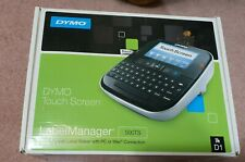 New Listingdymo Labelmanager 500ts Full Colour Touch Screen Label Maker With Pc Or Mac