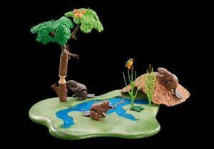 Playmobil Add On 6541 Beaver Dam
