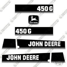 John Deere 450g Decal Kit Dozer Equipment Decals 450 G 7 Year 3m Vinyl