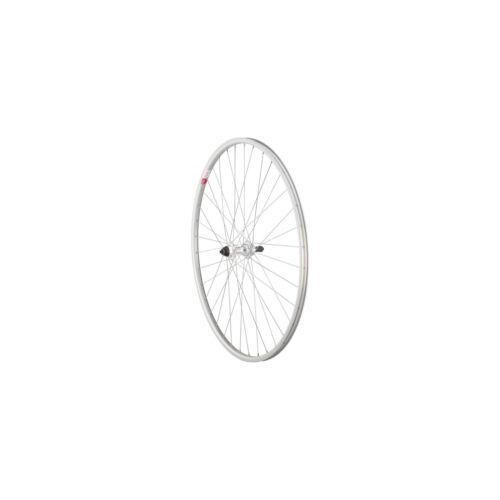 Sta-Tru Rear 700x25c Wheel 36h QR 5//6//7//8-Speed Freewheel Silver