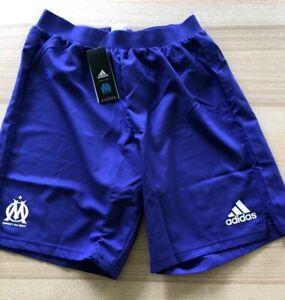 Olympique Taille Neuf Om Adidas Marseille M Short Foot De