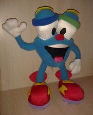 1996 Atlanta Olympics Mascot Izzy Whatizit Plush Toy Authentic Olympic NWOT