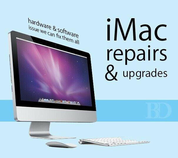 IMAC REPAIRS AND UPGRADES