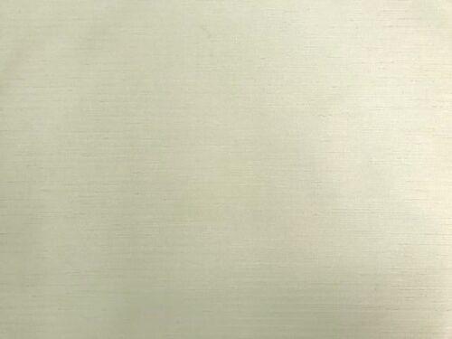 Voyage Varanasi Snow Faux Silk Dupion Fabric Curtain Cushion Material Upholstery