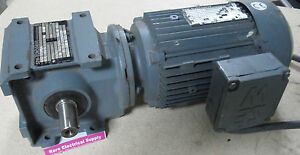 Sew eurodrive s32 dt80k4 electric motor gearbox for Sew motors and drives