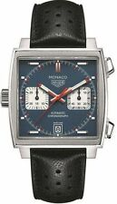 New Tag Heuer Monaco Automatic Calibre 11 Chronograph Men's Watch CAW211P.FC6356