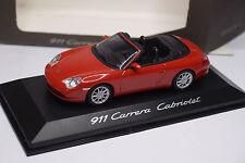 MINICHAMPS PORSCHE 911 CARRERA CABRIOLET 1/43