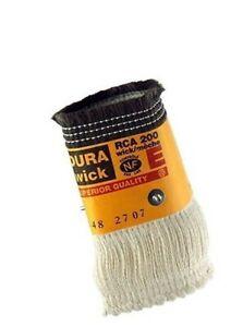 Stoppino-Dura-Wick-RCA-200-034-E-034-per-Stufe-a-Combustibile-Liquido-ZIBRO-KAMIN