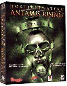 Hostile-Waters-Antaeus-Rising-NEW-in-Large-Retail-Box-US-Version