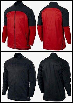 Nike Strike Woven Elite Men s Soccer Jacket Sz M Black 714970-010 Football 28638018e